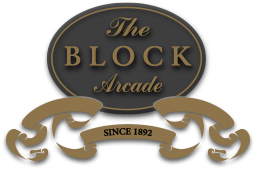 The Block Arcade Melbourne